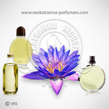 Blue Lotus Absolute Oil (Nymphaea Nouchali)